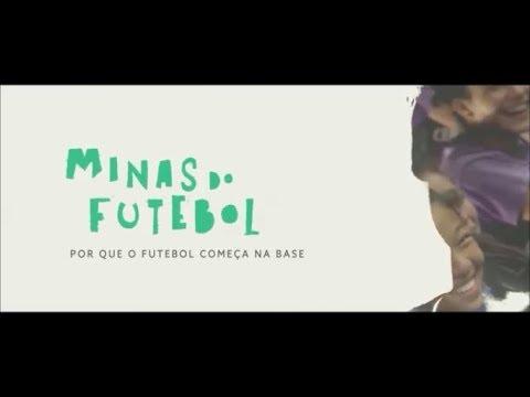 MINAS DO FUTEBOL - FILME 2018 - TRAILER OFICIAL