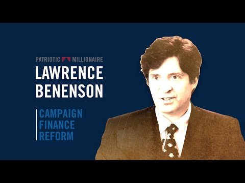Lawrence Benenson Talks Campaign Finance Reform