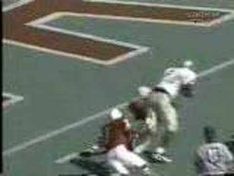Daunte Scores Against Nebraska