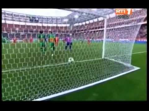 Sport/Football: Les temps forts du match amical Côte d'Ivoire -Russie,1-1
