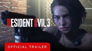 Resident Evil 3 - Official Launch Trailer