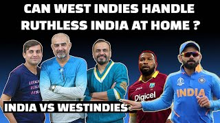 Can West Indies Handle Ruthless India At Home? Misbah vs Ex Cricketers