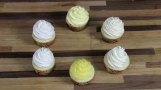 Six Types of Buttercream-Edesian