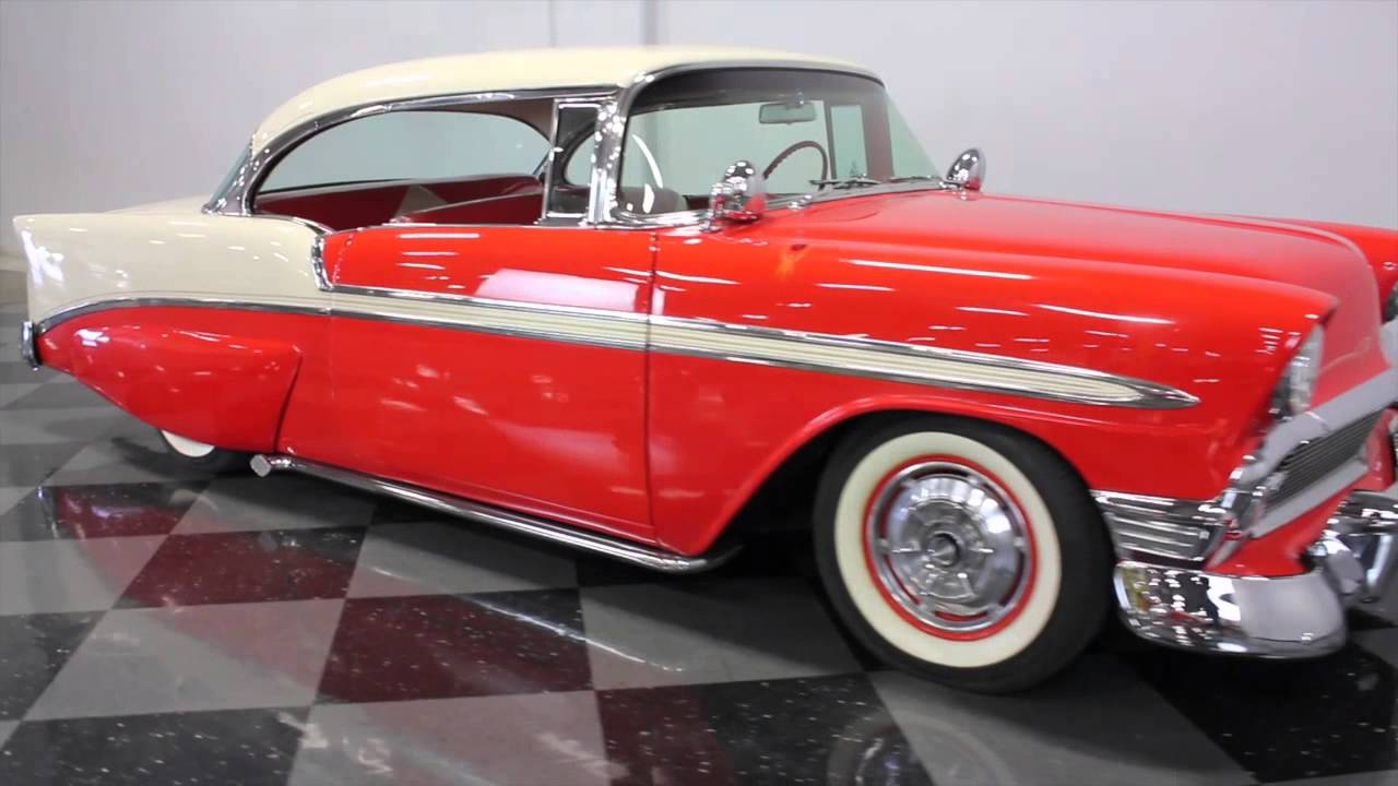 1956 chevy bel air dynomite classic muscle car for sale in - 650 Dfw 1956 Chevy Bel Air Streetside Classics