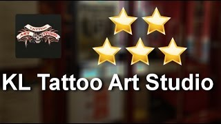 KL Tattoo Art Studio Weston-super-Mare  Outstanding  5 Star Review by Scott A.