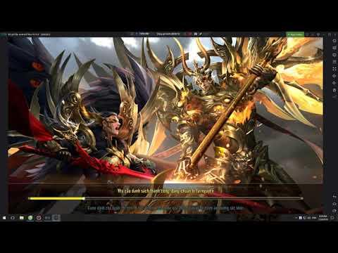 Thái cổ thần vương vtc: hướng dẫn chơi trên pc ( giả lập nox)