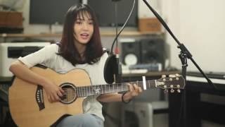 Sau tất cả (guitar cover) - Hot girl xe buýt Jang Mi || Bảo Trang