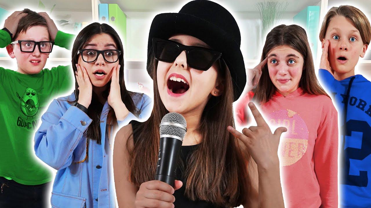 ¿Eva se convirtió en cantante? ¡Todos amigos se ríen de ella!
