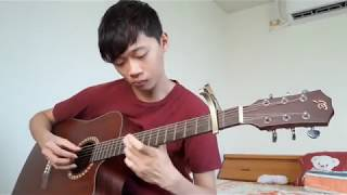 【River Flows In You】《李閨珉 YIRUMA》吉他演奏 cover - 子皓 ZiHao
