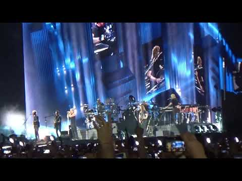Bon Jovi - It's My Life LIVE In Bucharest, Romania // Piata Constitutiei // 21.07.2019