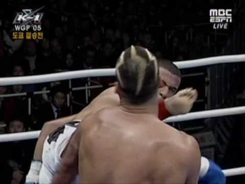 Badr Hari World GP B.Hari N1