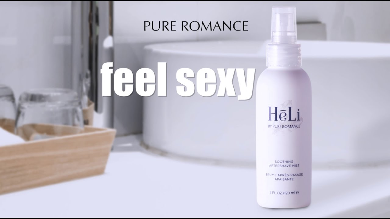 HēLi Soothing Aftershave Mist