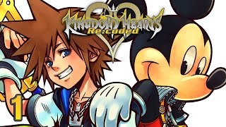 DATA CORRUPTED - Let's Watch - Kingdom Hearts Re:coded HD - 1