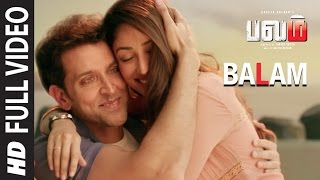 Balam (Kaabil) Tamil Video Songs HD