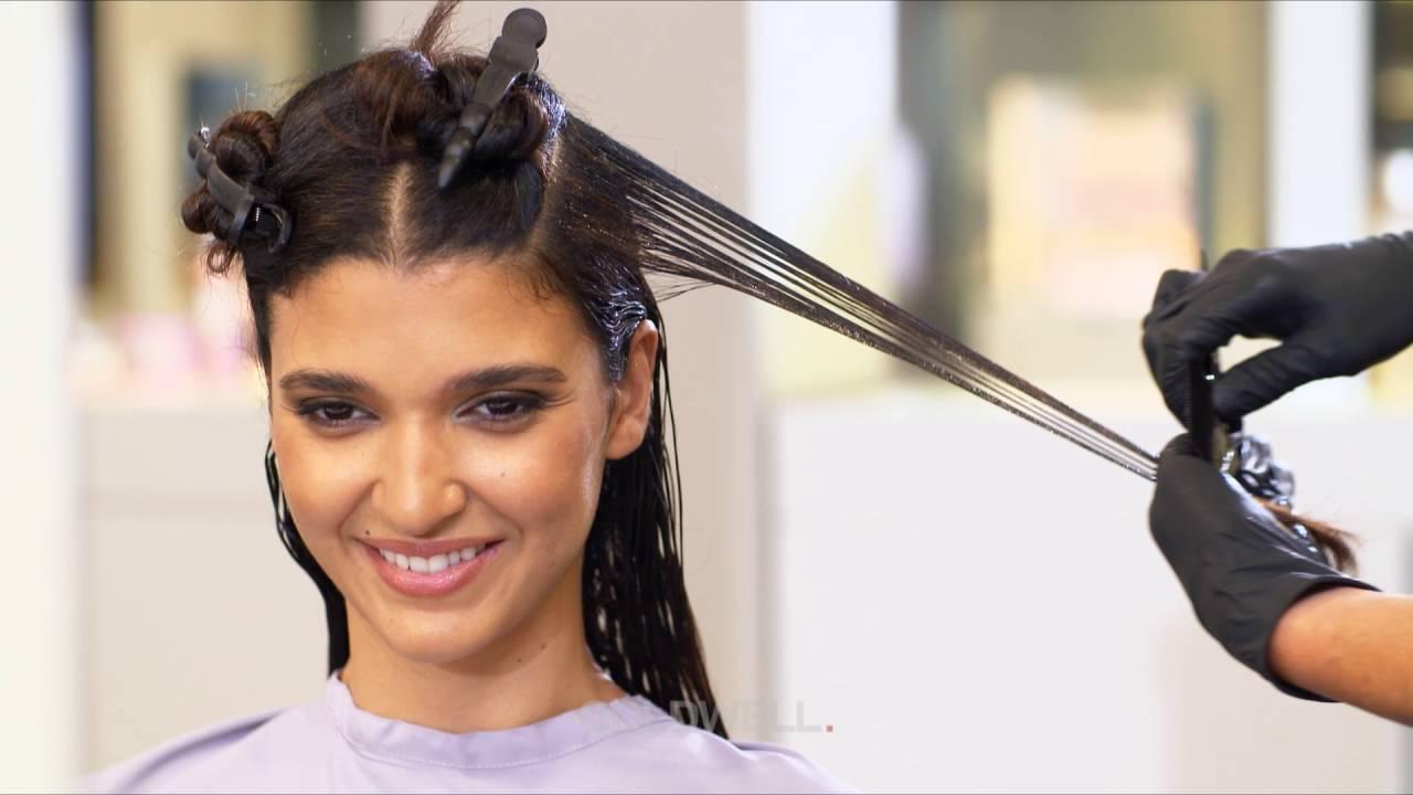 Glatte Haare ohne Gltteisen So geht39s Glatte Haare t