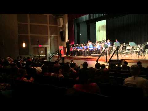 Domino - Sangaree Middle School Jazz Band