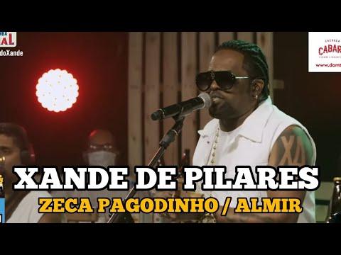 Xande de Pilares Canta Zeca Pagodinho e Almir Guineto