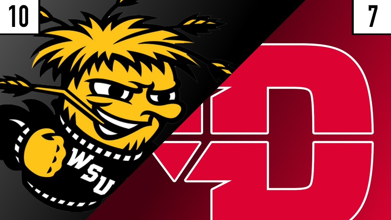Wichita State Vs Dayton Prediction Whos Got Next Youtube