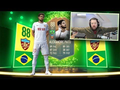 NEW FLASHBACK SBC! - 88 ALEX PATO! - FIFA 19 Ultimate Team