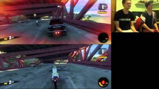MotorStorm Apocalypse Pt2: Truck Monster (split-screen)