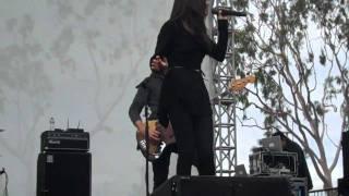 A Year Without Rain - Selena Gomez 4.26.2011 Microsoft Costa Mesa
