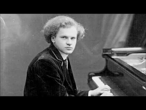 Backhaus - Mozart: Piano Concerto no  26 in D K  537 Krönungskonzert