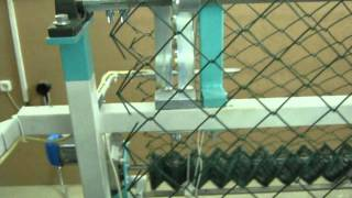 Станок для производства сетки