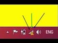 طريقة حل مشكلة المثلث الاصفر للانترنت بشكل نهائي