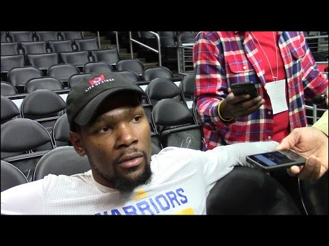 Kevin Durant Explains How Russell Westbrook Gets His Triple Doubles. HoopJab NBA
