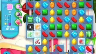 Candy Crush Soda Saga Level 809 - NO BOOSTERS