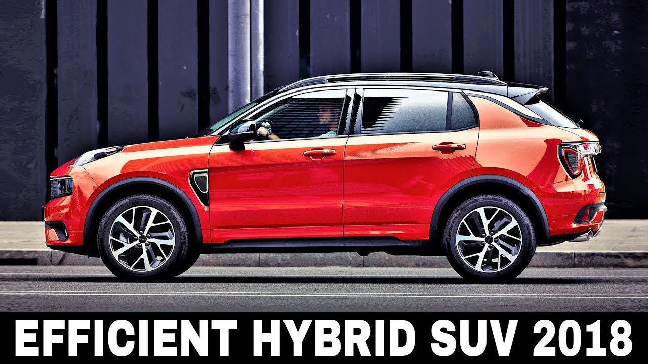 10 plug in hybrid suvs with most efficient engines 2018 models reviewed youtube. Black Bedroom Furniture Sets. Home Design Ideas