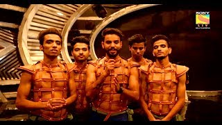 India Ke Mast Kalandar - THE DAZZLING HEEL DANCERS - Behind The Scenes