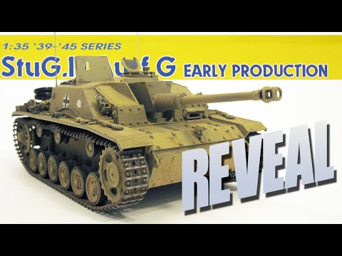 Reveal: Dragon 6320 StuG. III Ausf. G Early Production in 1/35