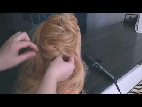 🖤  ПРОСТЫЕ прически на ВЫПУСКНОЙ 🖤  2 Easy Prom Hairstyles 🖤  LOZNITSA