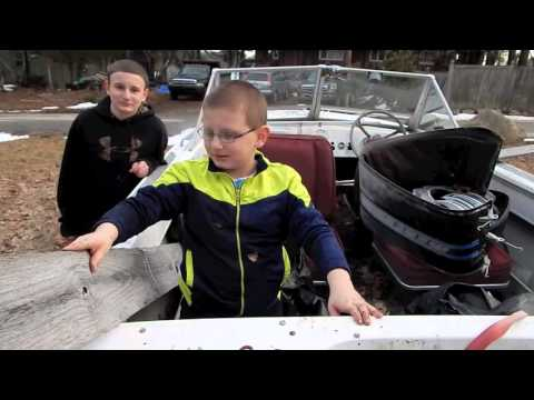 """The Mercury 115 """"tower of power"""" outboard motor Part 1"""