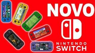 Novo Nintendo Switch em 2019? Veja 3 Possibilidades