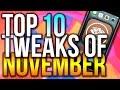 Top 10 iOS 9 Cydia Tweaks of November! - iOS 9 & 9.0.2 PanGu Jailbreak