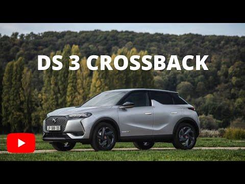 Interior DS 7 Crossback