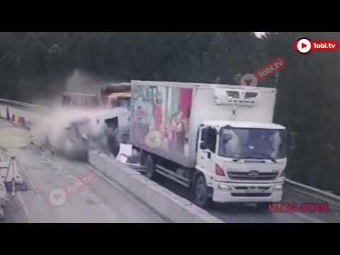 Жуткая авария на трассе М5 под Юрюзанью 16.06.2020