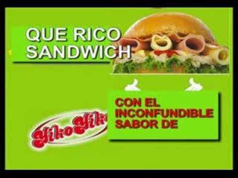 sandwich yiko san luis
