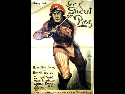 Stellan Rye / L'Étudiant de Prague / The Student of Prague (1913)