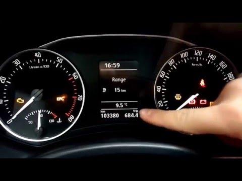 Skoda Octavia A5 FL 1.2TSI Реальный расход по городу, бак #2