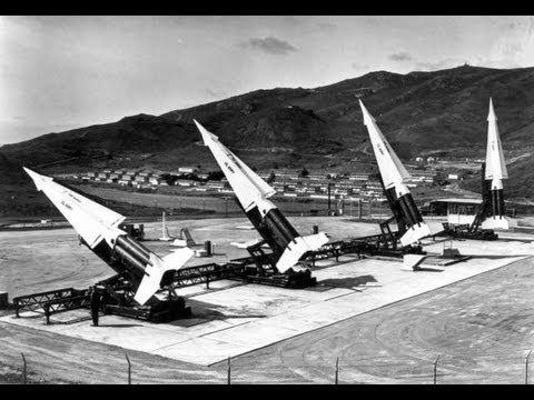 Nike Zeus Anti-ICBM Missile