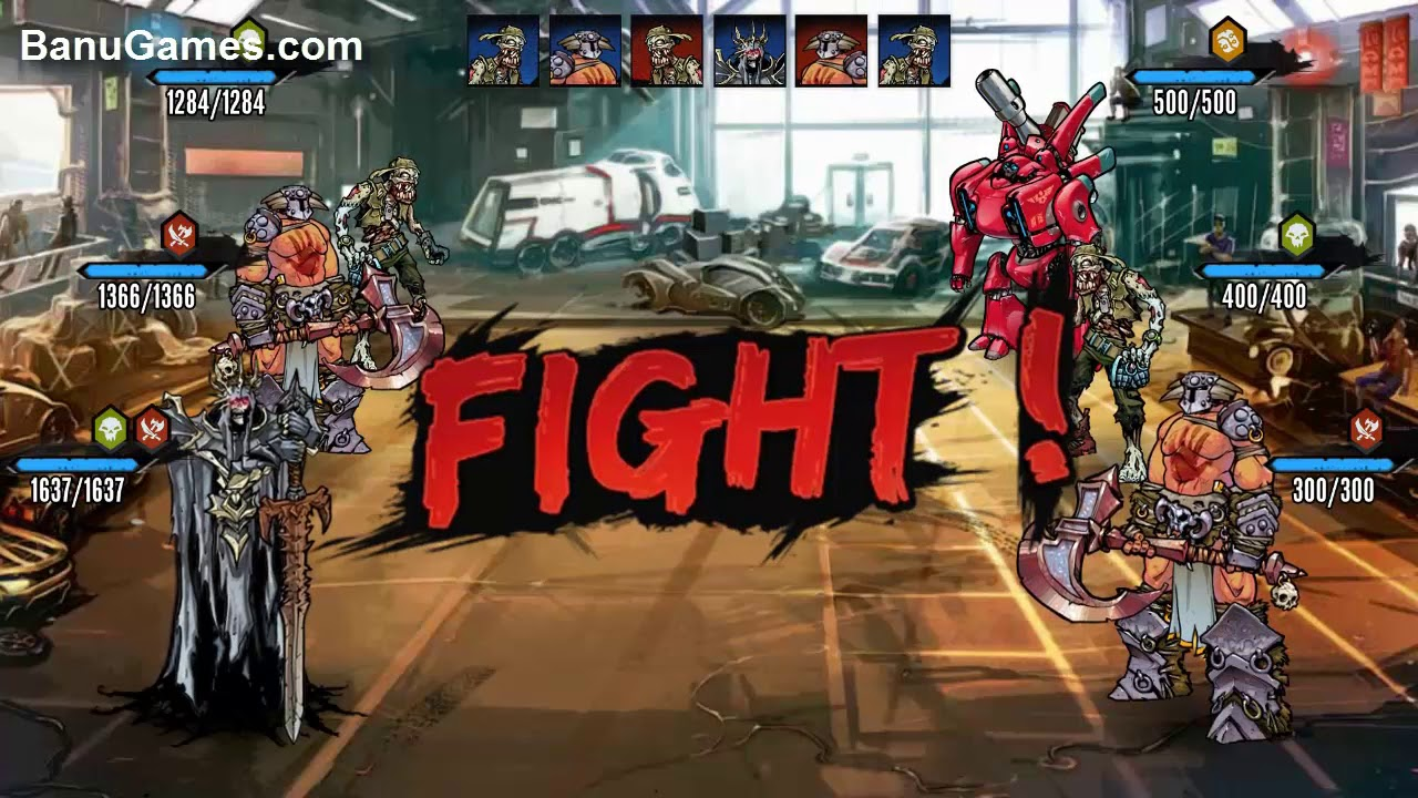mutant genetic gladiators apk