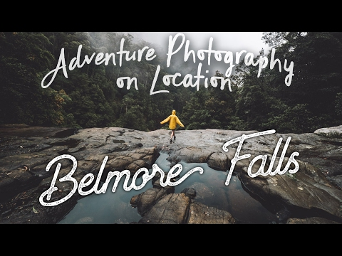 EP09 Adventure Photography On Location - Australia - Belmore Falls