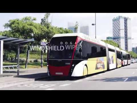 Windshield Wipers Bus