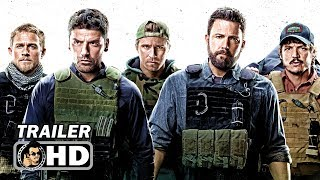 TRIPLE FRONTIER Trailer #2 (2019) Ben Affleck Netflix Action Movie HD
