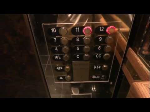 Yet ANOTHER Take of the Large Elevator at Harvey's Mountainview Tower in Lake Tahoe, Nevada
