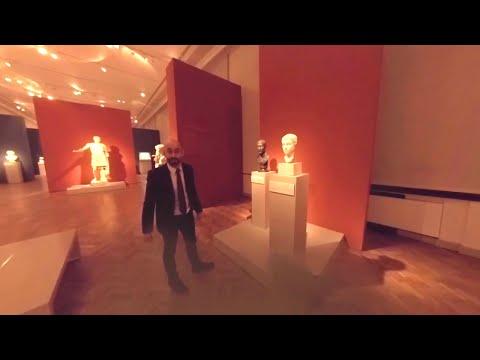 Altes Museum der Staatlichen Museen zu Berlin - 360°-Museumsführung - Langversion