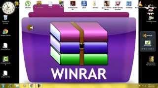 Descarga e Instala WINRAR 2016 para Windows [XP, VISTA, 7, 8, 8.1] 1 LINK!!! [MEGA] [MEDIAFIRE]